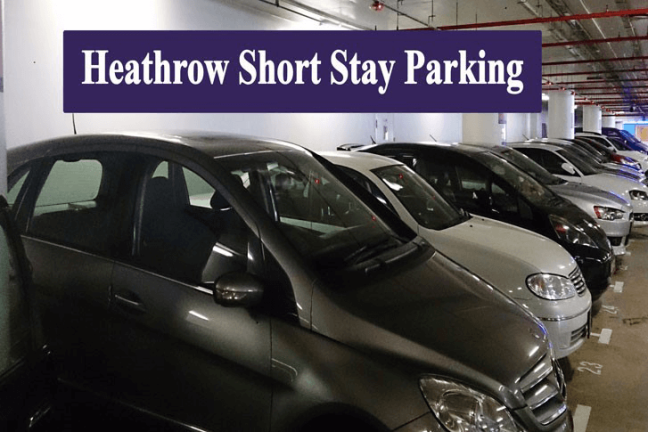 Heathrow Airport Short Stay Parking